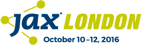 JAX London: October 10-12, 2016