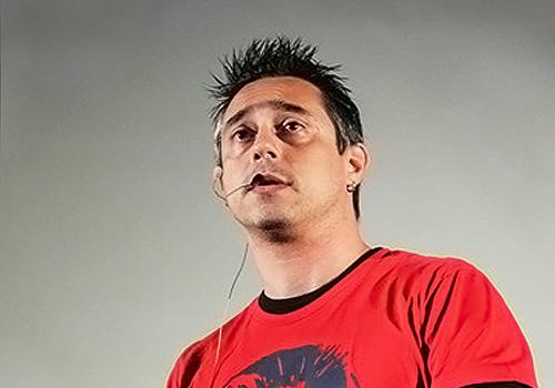 Sandro Mancuso JAX London