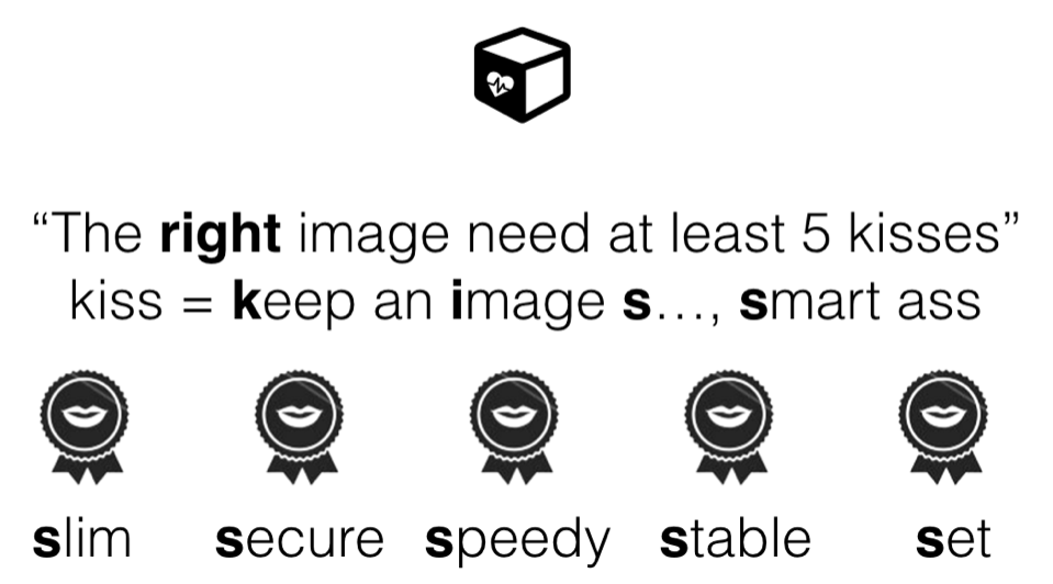 Microservices in production? Start with the right image - JAX London