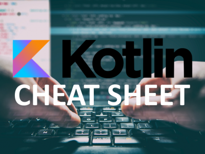 Kotlin cheat sheet