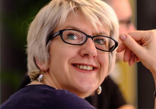 Clare Sudbery