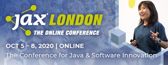 JAX London 2019